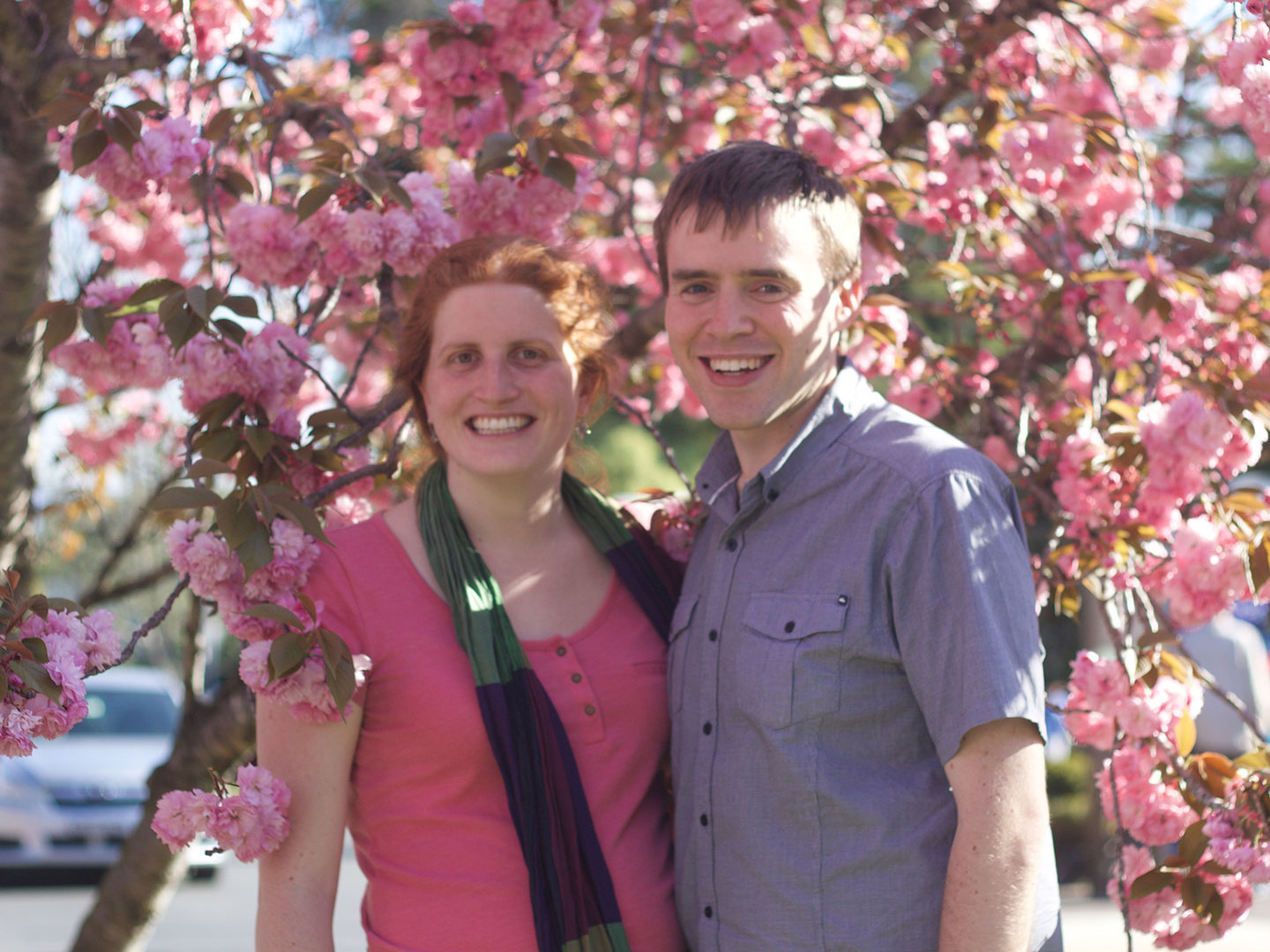 Fiona and James